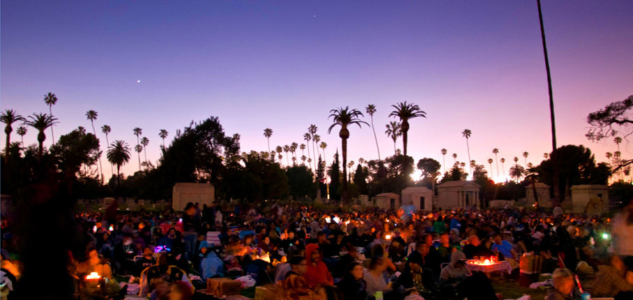 Cinespia Information | Hollywood Forever Cemetery